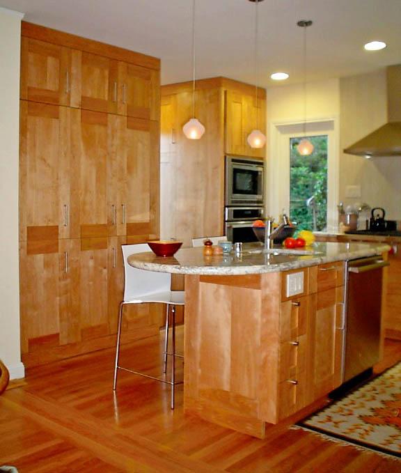 kitchen image bathroom design center - Birch Kitchen Cabinets