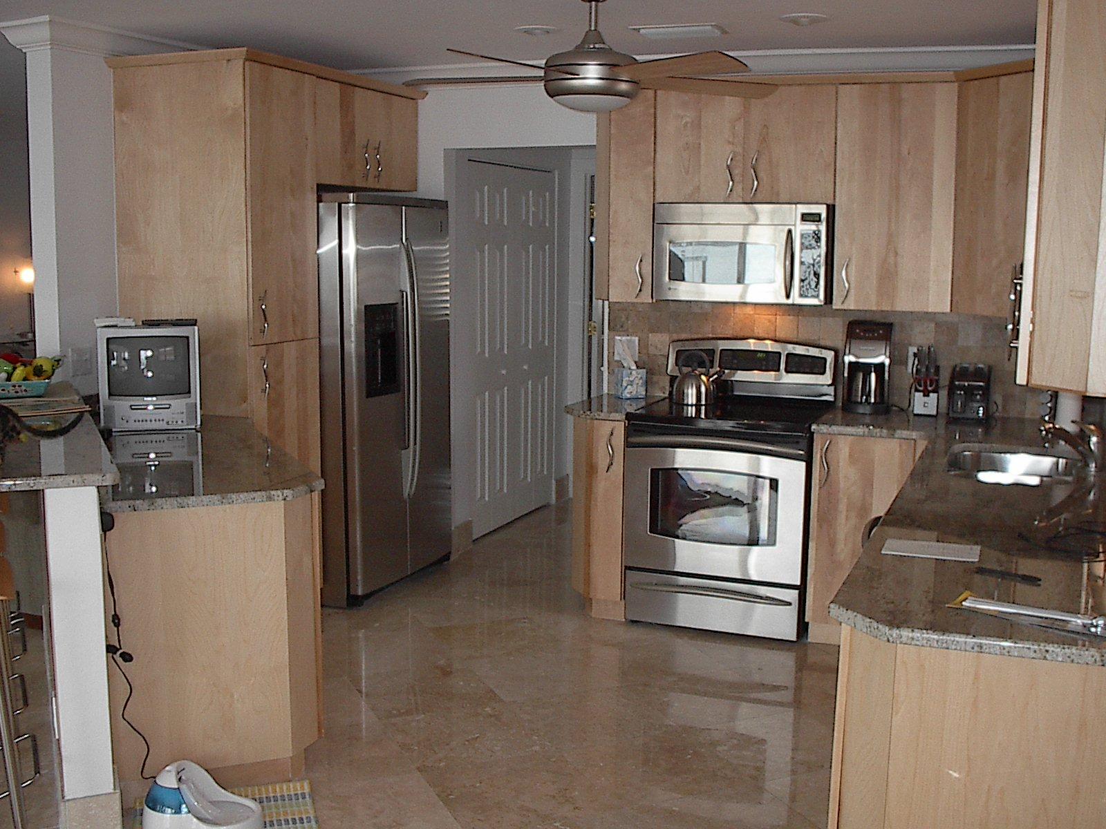 Birch Cabinets 4