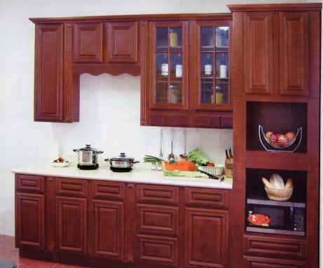 Kitchen-Cabinet-S≤-Cherry & Kitchen Image - Kitchen u0026 Bathroom Design Center