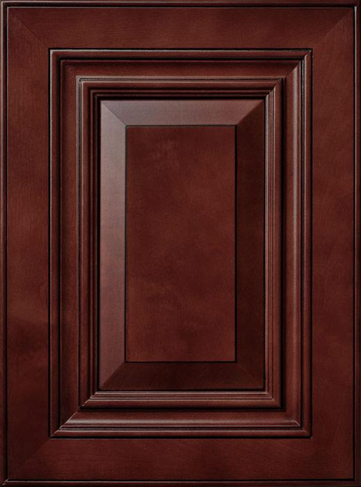 Glazed Kitchen Cabinets Oak