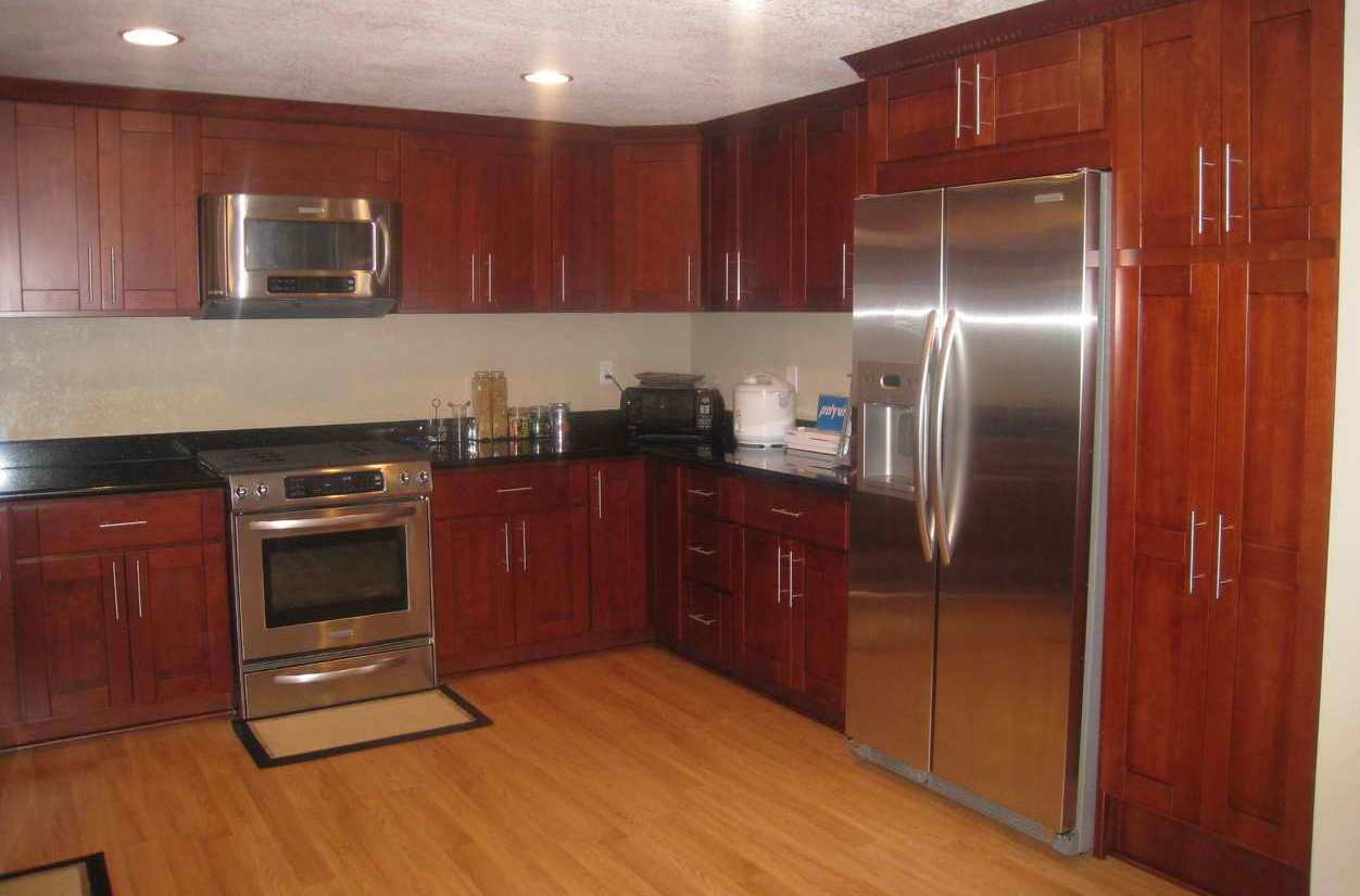 Kitchen Remodel Pictures Maple Cabinets kitchen image - kitchen & bathroom design center