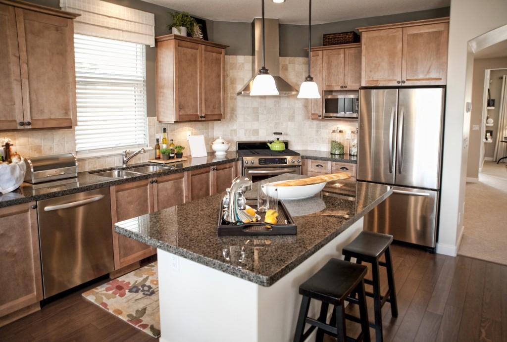 Kitchen Image Amp Bathroom Design Center Homecrest Maple Bayport Toffee Stain Kitchens