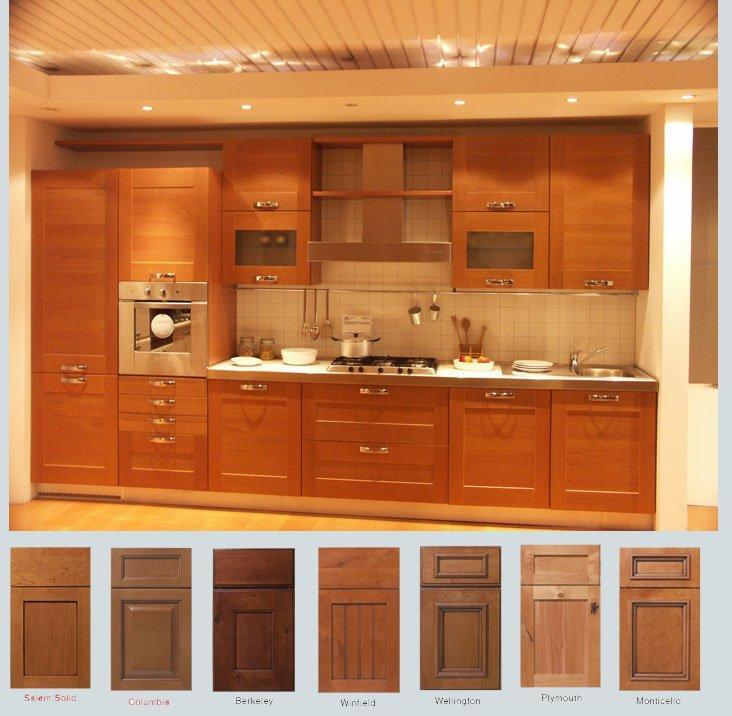 Honey Maple Kitchen Cabinets: Kitchen & Bathroom Design Center