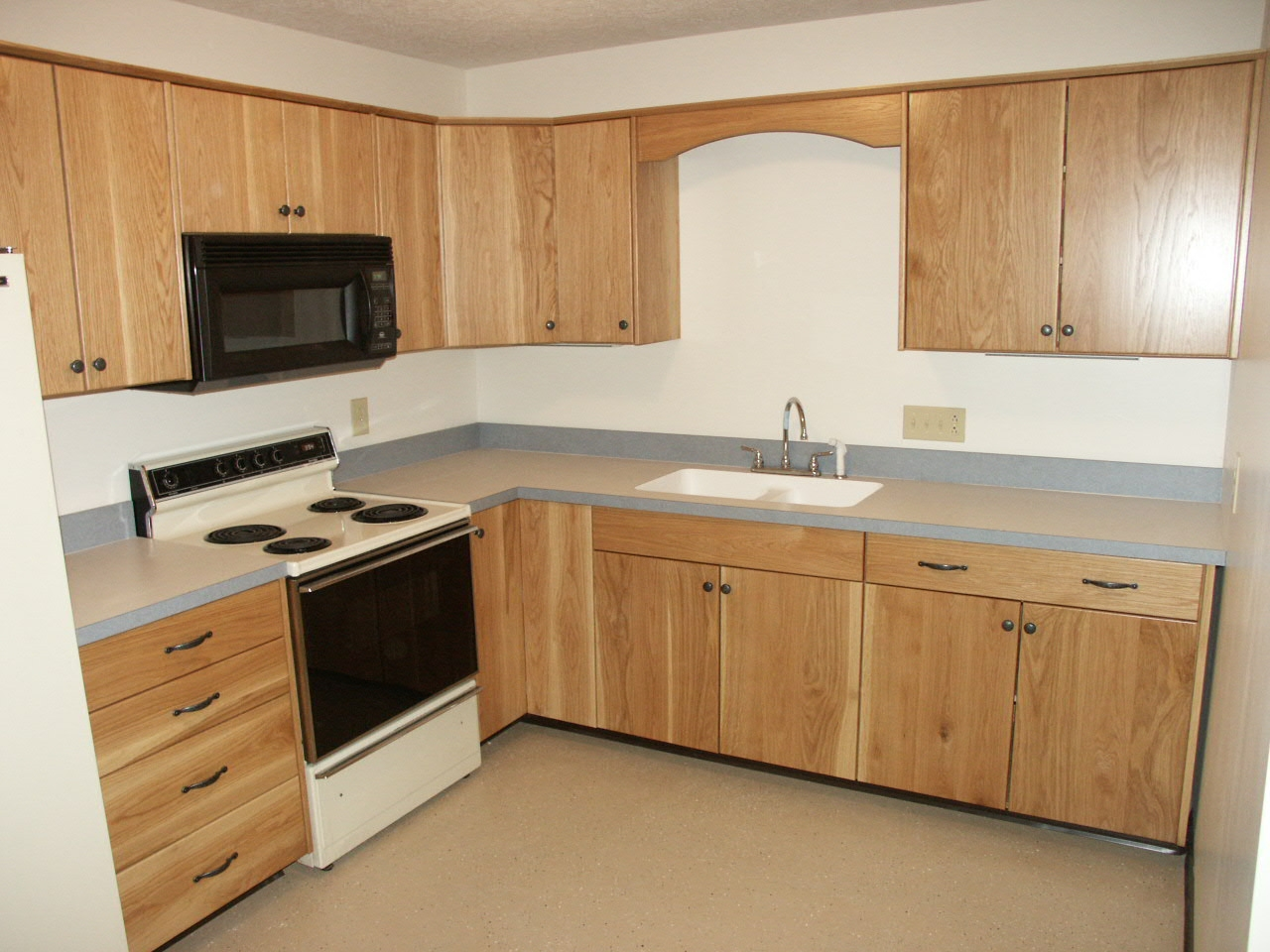 Natural White Oak Kitchen Cabinets Kitchen. Full resolution  portraiture, nominally Width 1280 Height 960 pixels, portraiture with #6E4A2D.