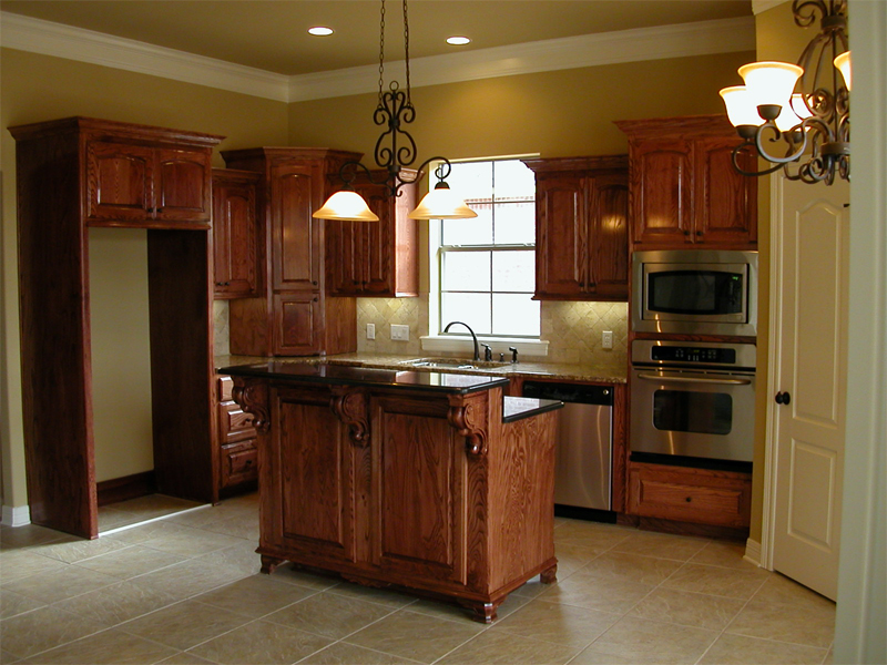 Red Oak Kitchen Cabinets Skrental