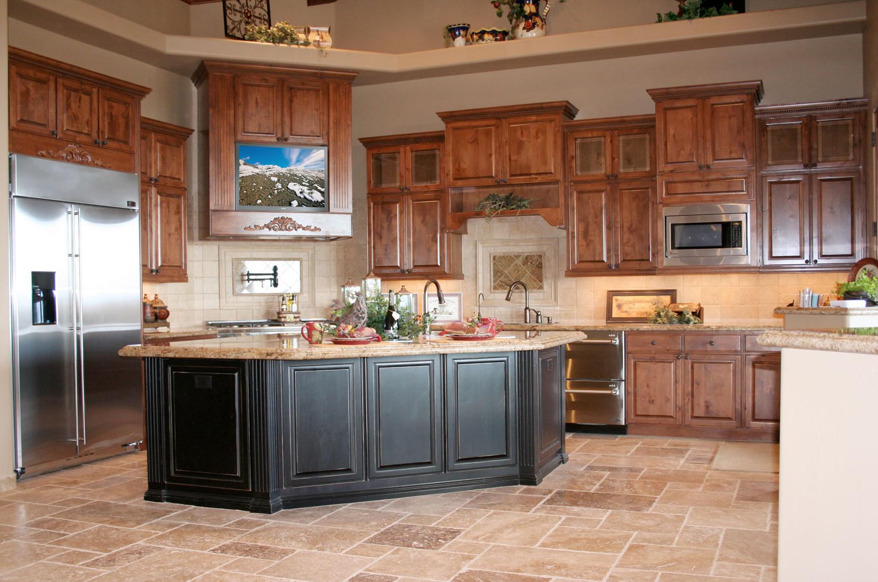 Oak Craft Oa Kitchen Cabinet